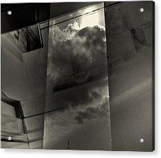 Notinsight Acrylic Print by Michele Mule'