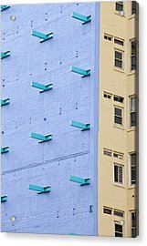 Ny Composition 1 Acrylic Print by Art Ferrier