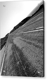 On The Road Acrylic Print by Steve Parr