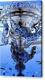 Ornate Acrylic Print by Randall Weidner