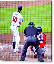 Out Of The Park..... Acrylic Print by Tanya Tanski