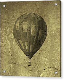 Out There Somewhere Acrylic Print by Betsy C Knapp