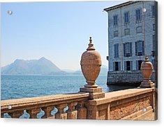 Palazzo Borromeo Acrylic Print by Joana Kruse
