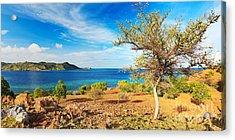 Panorama Island Acrylic Print by MotHaiBaPhoto Prints