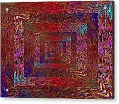 Paradigm Shift Acrylic Print by Tim Allen