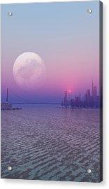 Parallel Universe, Artwork Acrylic Print by Take 27 Ltd