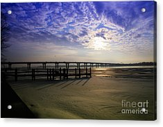 Acrylic Print featuring the photograph Peace by Joel Witmeyer