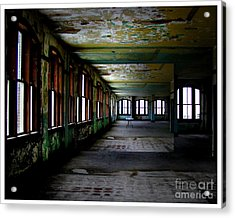 Penthouse  Acrylic Print by Tammy Cantrell