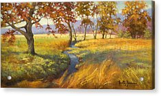 Perfect Afternoon Acrylic Print by Jonathan Howe
