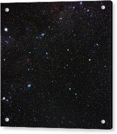 Perseus Constellation Acrylic Print by Eckhard Slawik
