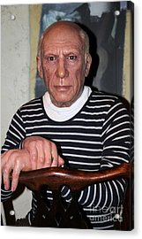 Picasso Acrylic Print by Sophie Vigneault