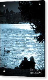 Precious Moments Acrylic Print by Syed Aqueel