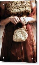 Purse Acrylic Print by Joana Kruse