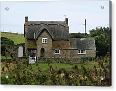 Quintessential England Acrylic Print by Carla Parris