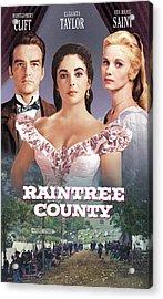 Raintree County, Montgomery Clift Acrylic Print by Everett