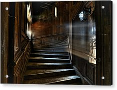 Ray Of Light Acrylic Print by Nathan Wright
