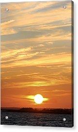 Reach For The Sky 6 Acrylic Print by Mike McGlothlen