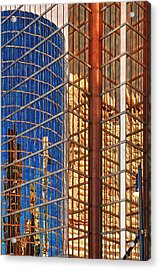 Reflections 2 Acrylic Print by Mauro Celotti