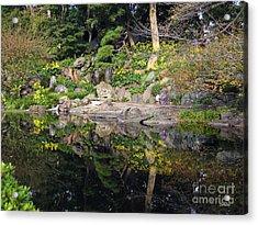 Reflections Acrylic Print by Eena Bo
