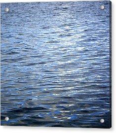 Reflections On Brasilia Acrylic Print by Roberto Alamino