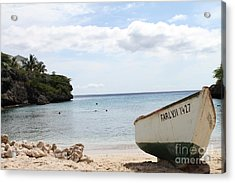 Relaxation Acrylic Print by Eric Chapman