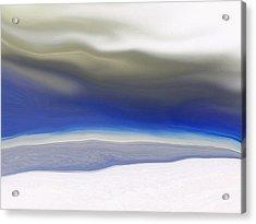 Requiem  Acrylic Print by Linnea Tober
