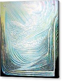 Resurrection  Acrylic Print by Dennis McGeary