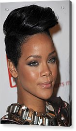 Rihanna At Arrivals For The 3rd Annual Acrylic Print by Everett