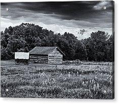 Rock Creek Station Acrylic Print by Joshua House