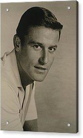 Roddy Mcdowall 1928-1998 In 1965 Acrylic Print by Everett
