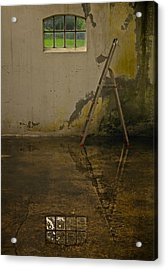 Room For Reflection Acrylic Print by Odd Jeppesen
