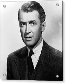 Rope, James Stewart, 1948 Acrylic Print by Everett