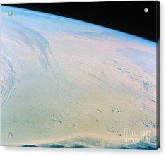 Ross Ice Shelf, Antarctica Acrylic Print by NASA / Science Source