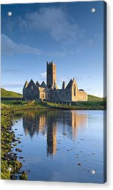 Rosserk Friary, Co Mayo, Ireland 15th Acrylic Print by Gareth McCormack