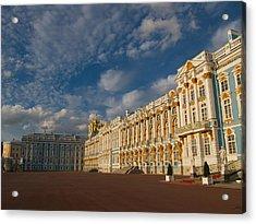 Saint Catherine Palace Acrylic Print by David Smith