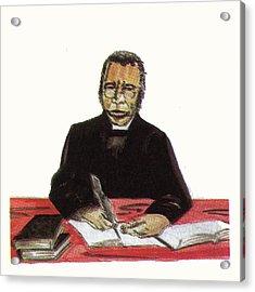 Samuel Ajayi Crowther Acrylic Print by Emmanuel Baliyanga