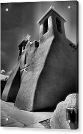 San Francisco De Asis Church II Acrylic Print by Steven Ainsworth