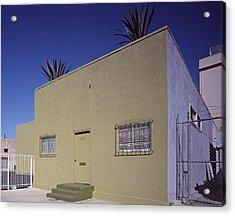 Scenes Of Los Angeles, A Nondescript Acrylic Print by Everett