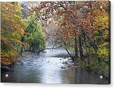 Seasons Change Acrylic Print by Bill Cannon