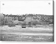 Segovia Gate Acrylic Print by Ariane Moshayedi