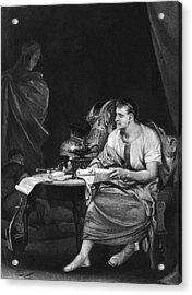 Shakespeare: Julius Caesar Acrylic Print by Granger