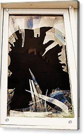 Sharpe Clouds Acrylic Print by Todd Sherlock