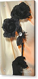 She Comes In Light Acrylic Print by Jozy Me