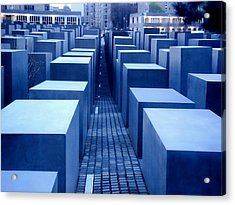 Roberto Alamino Acrylic Print featuring the photograph Silence by Roberto Alamino