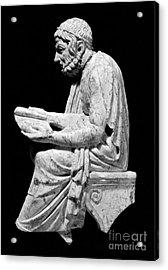 Sophocles (c496-406 B.c.) Acrylic Print by Granger
