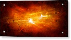 Space008 Acrylic Print by Svetlana Sewell