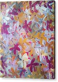 Spring Awakening Acrylic Print by Derya  Aktas