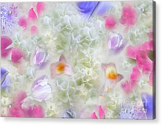 Spring Is In The Air Acrylic Print by Cindy Lee Longhini