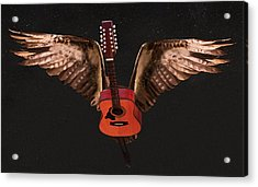 Star Struck  Acrylic Print by Eric Kempson