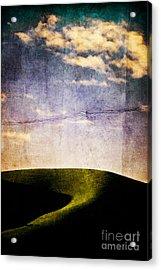 Storybook Acrylic Print by Andrew Paranavitana